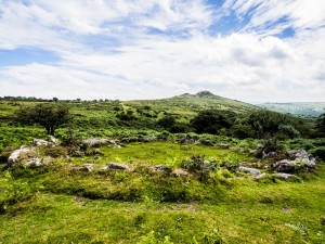 Hut Circles (Prominent Only)