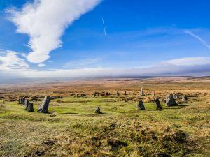 The Dartmoor Sun Circle