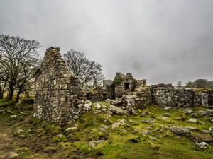 Unidentified Ruined Buildings