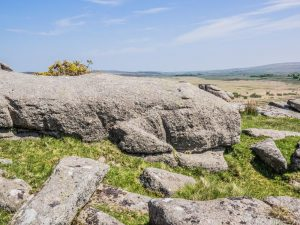 Boulders, Stones & Rock Features