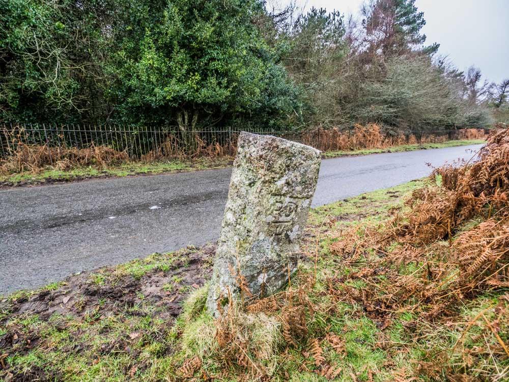 PUDC-Boundary-Stone,-Holne-Moor,-No.47-(296-m)1